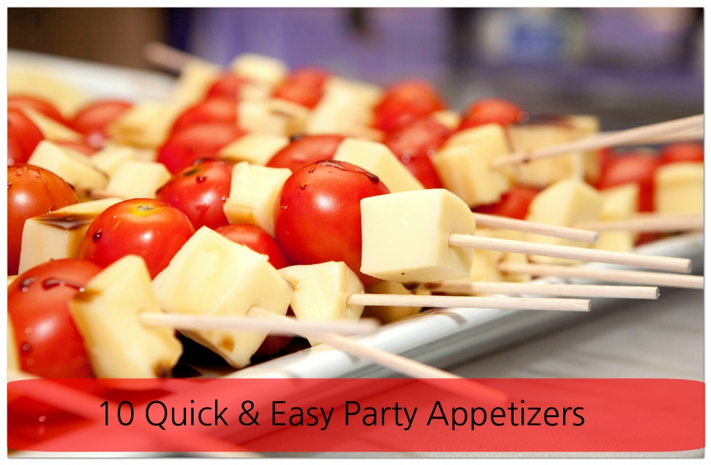 easy appetizers for a party media sun farms 30686