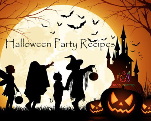 Fun and Healthy Halloween Party Recipes