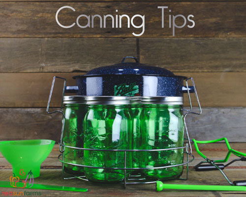 Canning 101