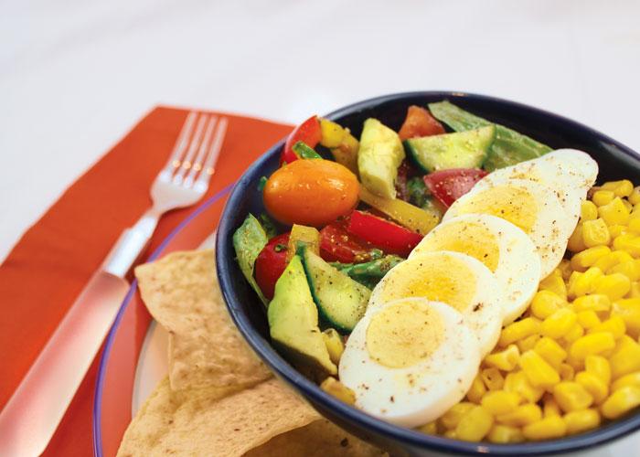 Breakfast Buddha Bowl