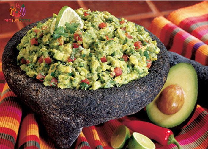 Mexican Avocado Pico de Gallo