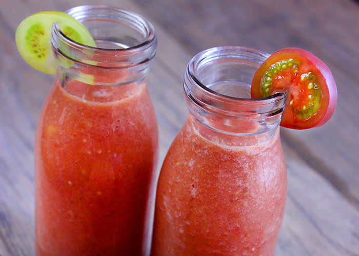 Spicy Tomato Smoothie